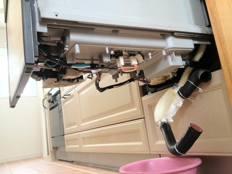 食 修理 機 パナソニック 洗